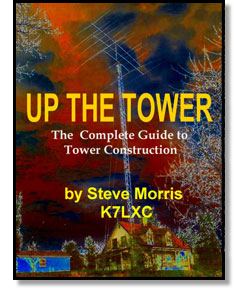 Up The Tower Book by K7LXC